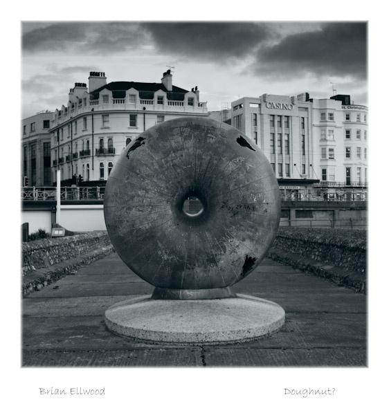 Doughnut? by BrianE