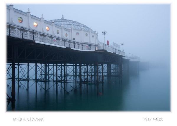 Pier Mist by BrianE