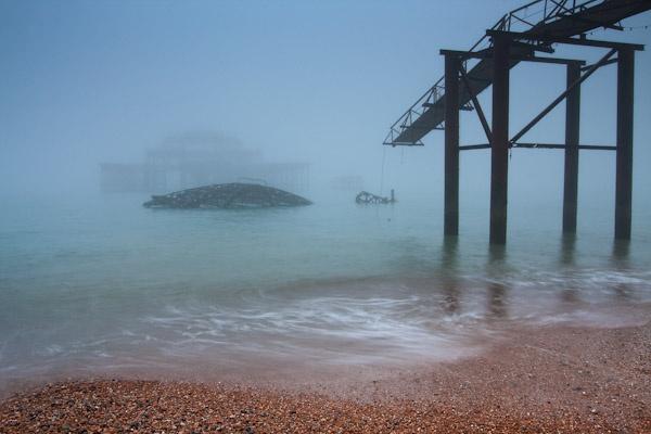 Ghost Pier by BrianE