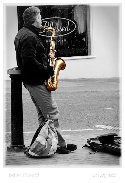 Street Jazz by BrianE