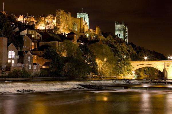 Durham at Night by BrianE
