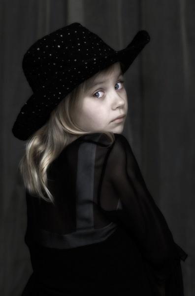 Little waif by Hazel