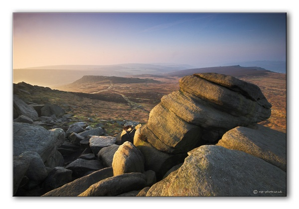 Peak District Tors by pekster