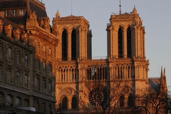Notre Dame by bathrav