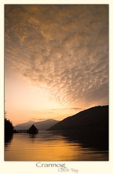 Crannog - Loch Tay by Landlord