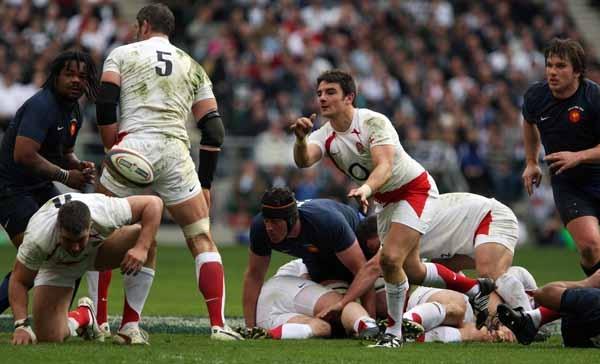 England V France by garamerun