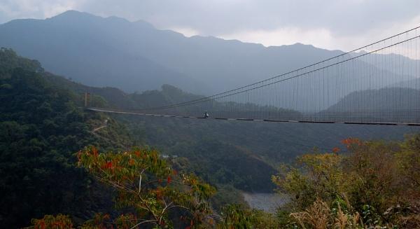DUONA SUSPENSION BRIDGE (1) by JN_CHATELAIN_PHOTOGRAPHY