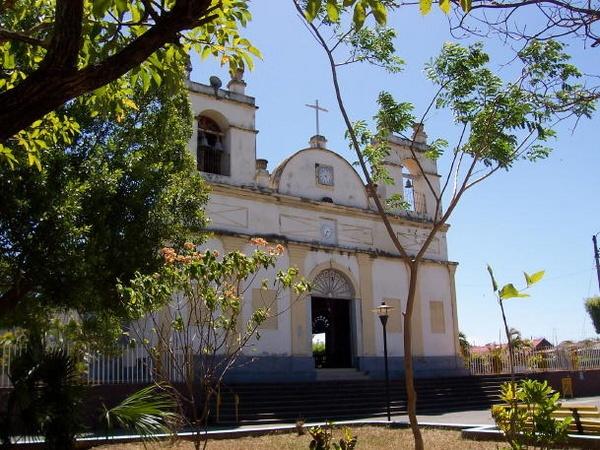 Church Nagarote by idz612