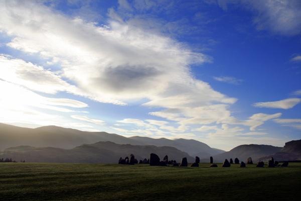 Castlerigg Stone Circle by mpphotographics