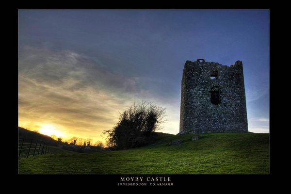 Moyry Castle by maytownme