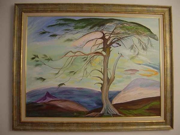 Cedar by aszalosart