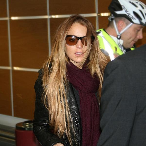 Lindsay Lohan by superreds