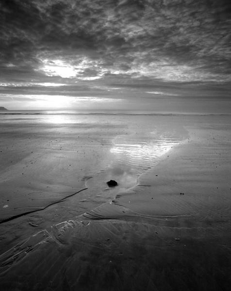 Oxwich Bay by fennera