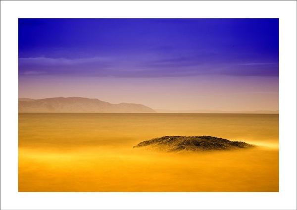 Island in a sea off dreams by allan_j