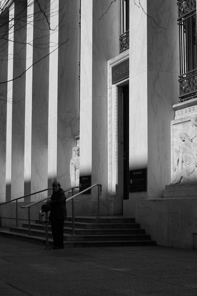 In the Shadow by mrcran
