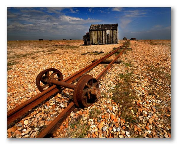 Dungeness by jacekb
