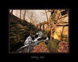 (Viaduct & River Spodden) - Healey Dell