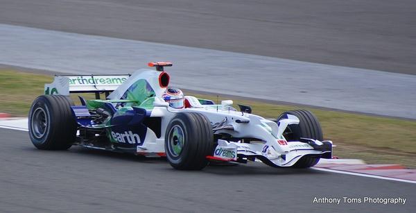 Jenson Button,Honda F1 by Anthony126
