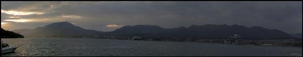 Sunset on Miyajima by Ayelet_A