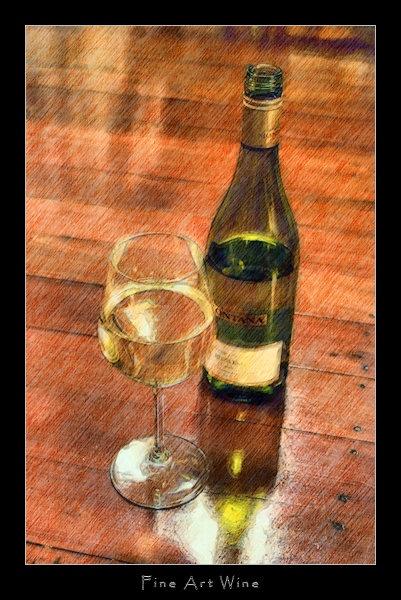 Fine Art Wine by SteveNZ