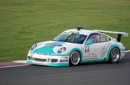 Porsche super cup 2008, Sean Edwards