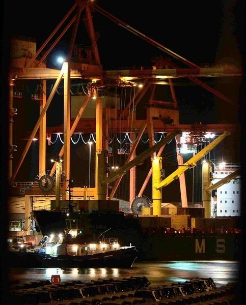 Portbury Dock by M1CEL