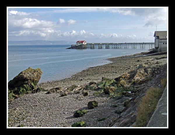 mumbles pier by RobbieWales