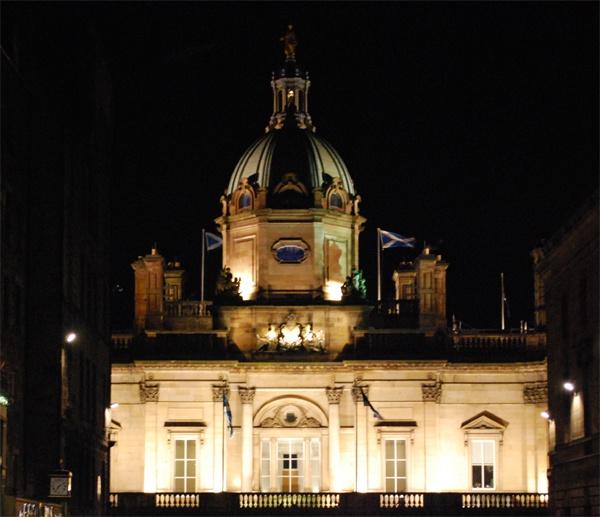 HBOS Building Edinburgh by RodgeEvans