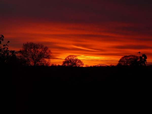 oxford sunset by kanecompact