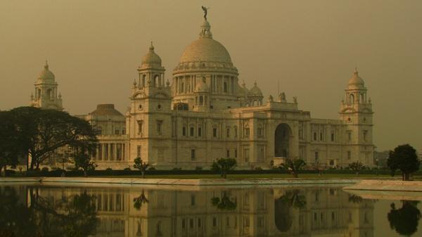 Victoria Memorial Hall - Kolkata, India by Saibal