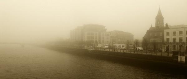 Dublin Fog by overlyskinned