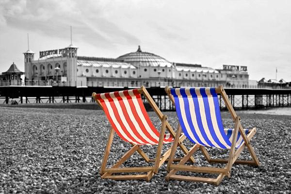 Brighton Beach by mini670