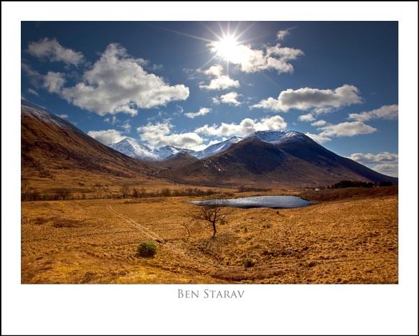 Ben Starav... by Scottishlandscapes
