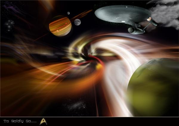 Enterprise by paulcr