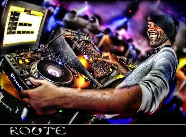 DJ at Club! by sakalphotography