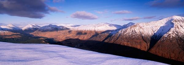 Glen Etive by landandlight