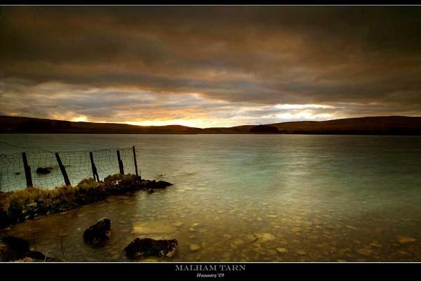 MALHAM TARN by Hanners
