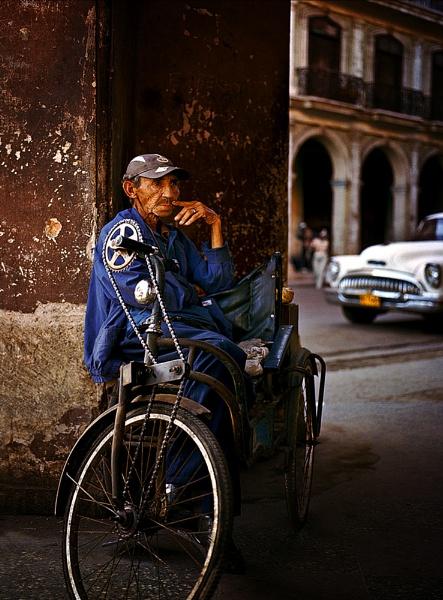 Taxi Man by BURNBLUE