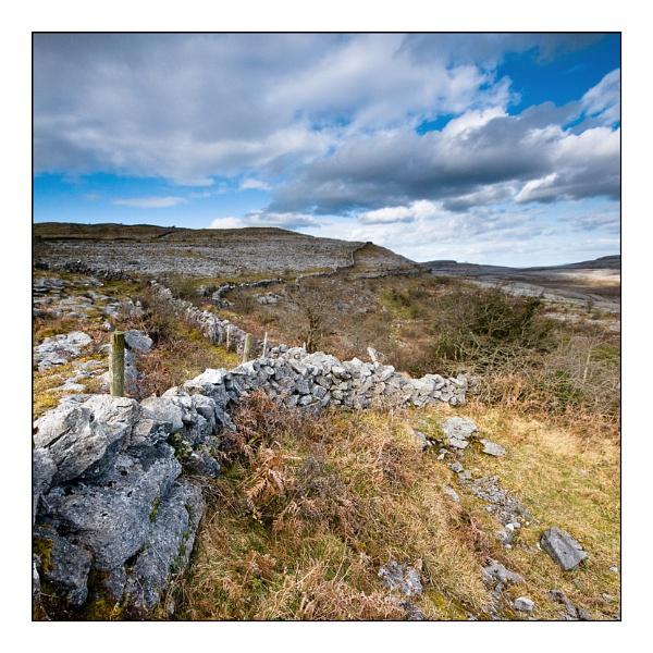 Burren View by Ganto