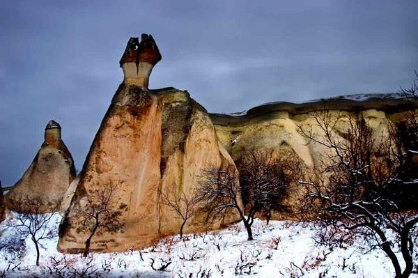 Cappadocia Pillars by Zydeco_Joe