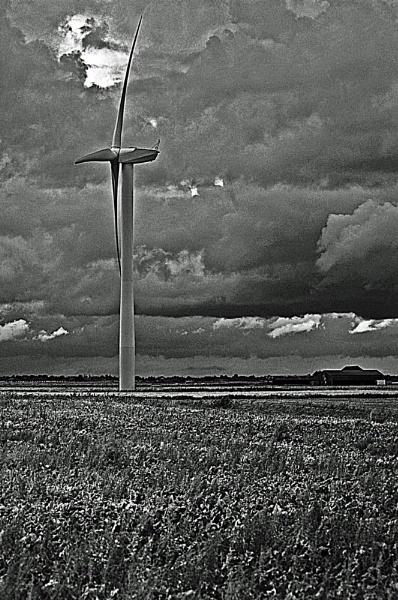 stormy Skies by TrevorH