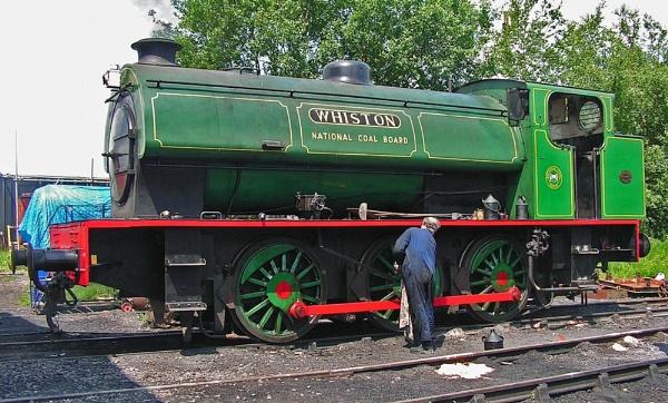 Foxfield Railway by spikemoz