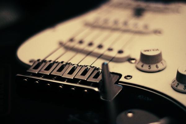 Guitar by Steffiku