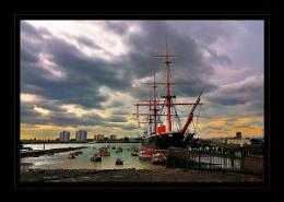 Portsmouth Warrior