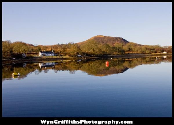 Fisherman\'s Cottage by Wyn