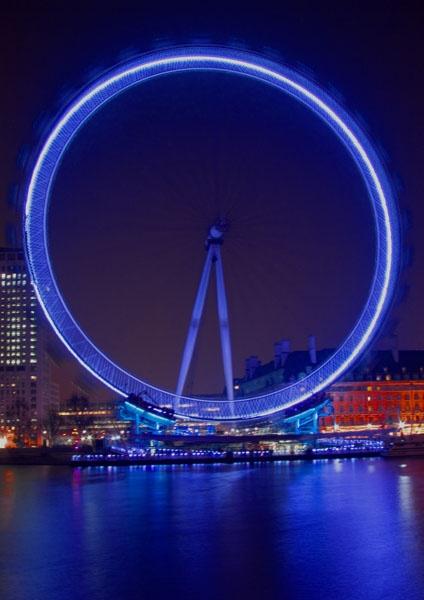 london eye by chris-plumb