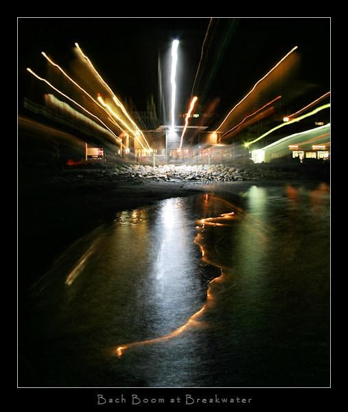 Bach Boom at Breakwater by SteveNZ