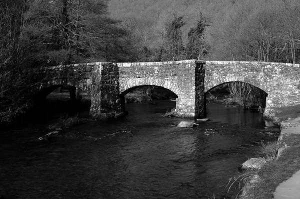 Fingle bridge by bigbob2