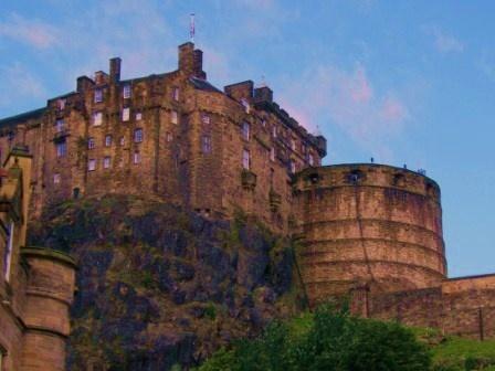 castle view by wayne1984