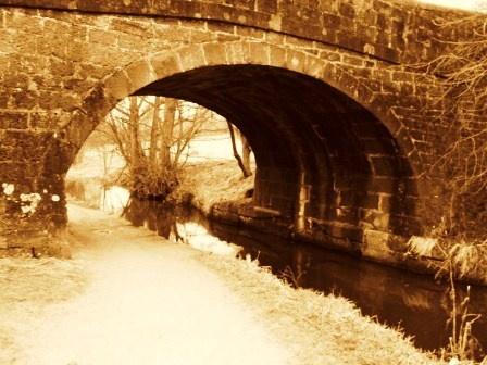 old bridge by wayne1984